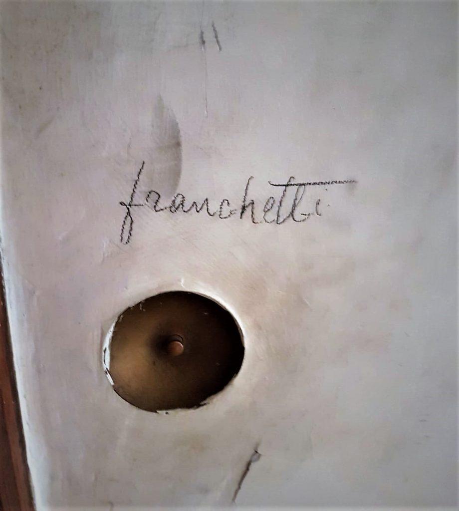 il campanello di Franchetti