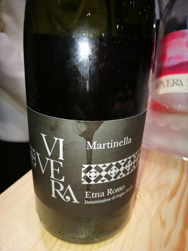 Etna Rosso - Martinella 2013