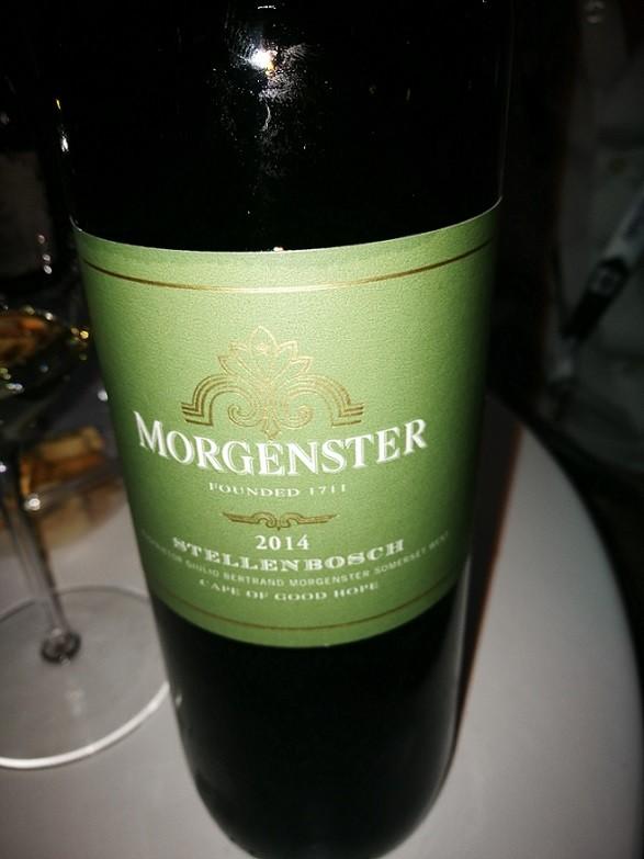 Morgenster White 2014 - Morgenster - Stellenbosch - Semillon e Sauvignon Blanc