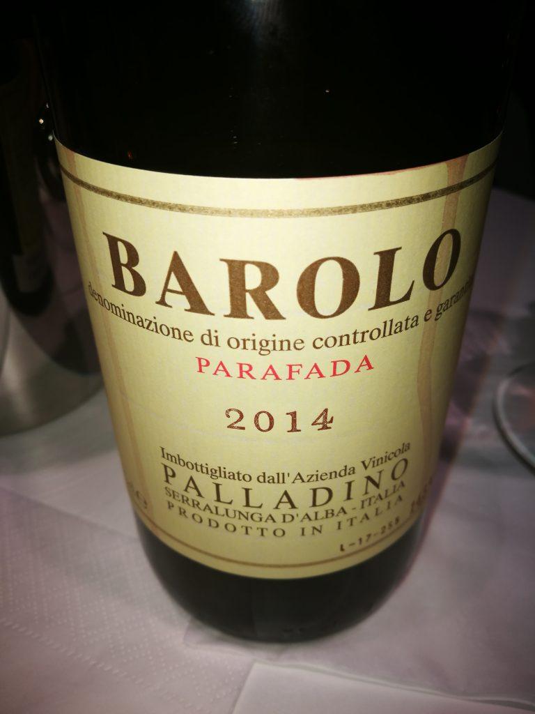 Barolo - Parafada 2014