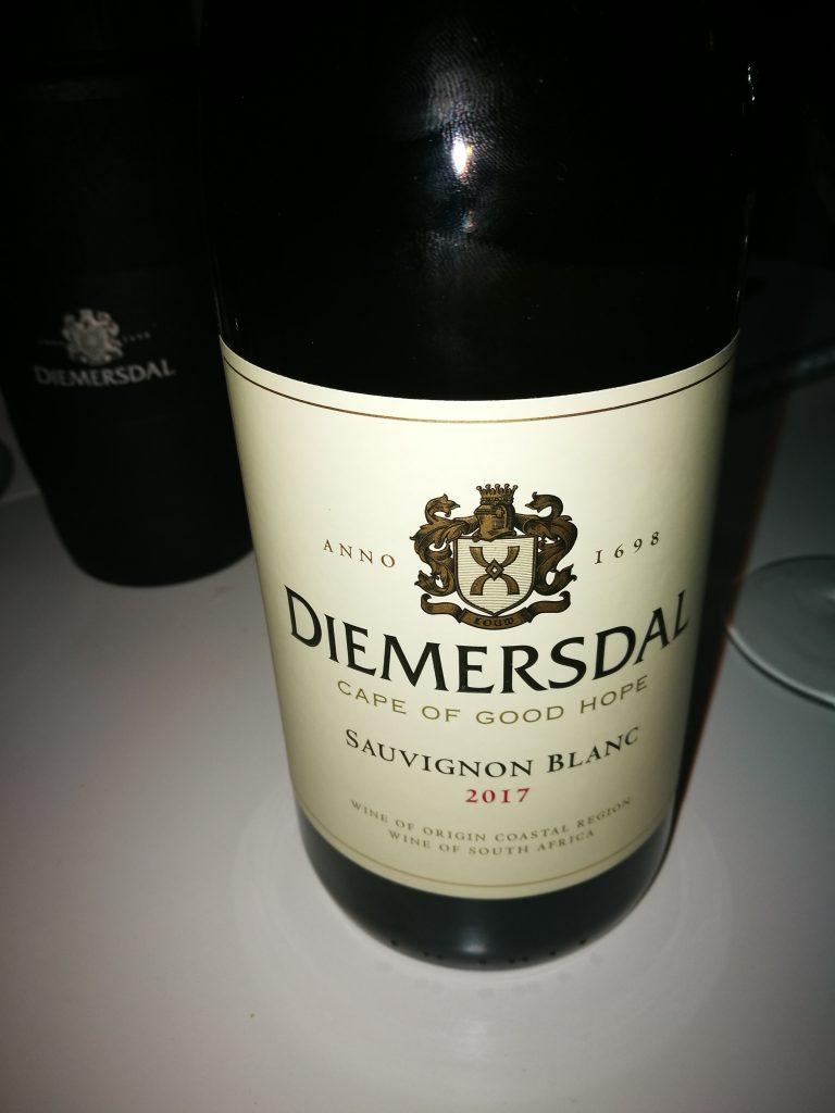 Sauvignon Blanc 2017 - Diemersdal - Durbanville