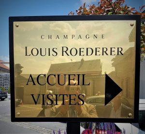 Louis Roederer Accueil