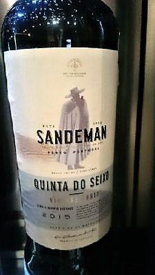 """Porto Vintage Sandeman """"Quinta do Seixto"""" 2015 – Sandeman"""