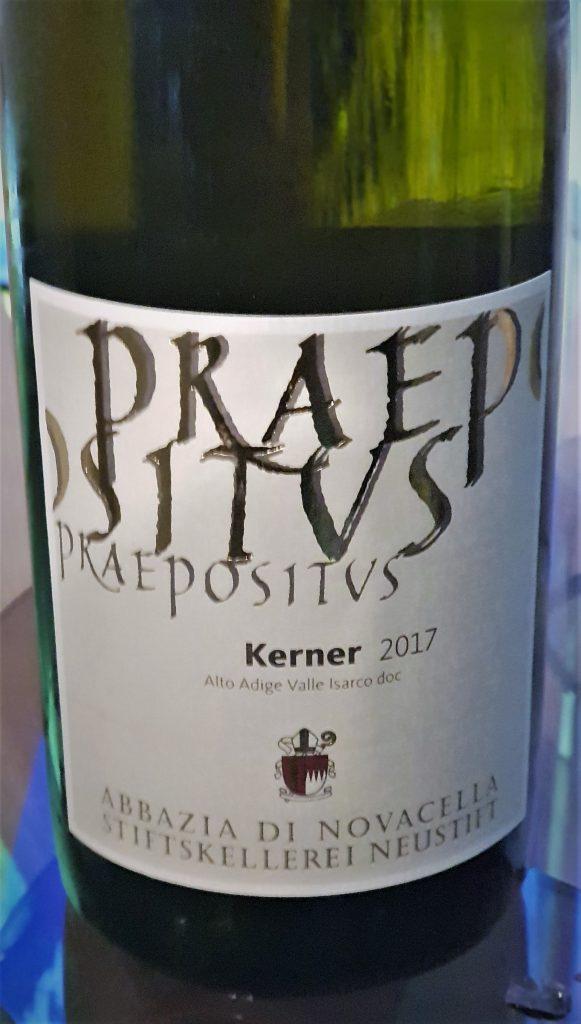 "Kerner ""Praepositus"" 2017"