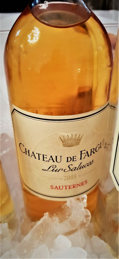 2005 SauternesLur Saluces