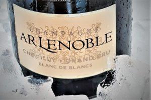 ChampagneChouilly Grand Cru - blanc de blanc