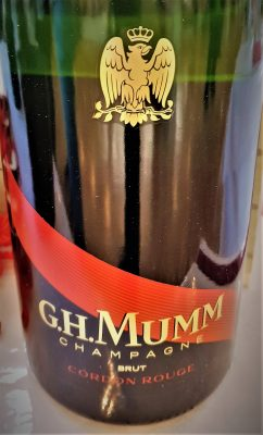 G.H.Mumm - Brut Cordon Rouge