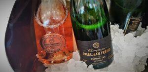 Cuvée rosé Premier Cru