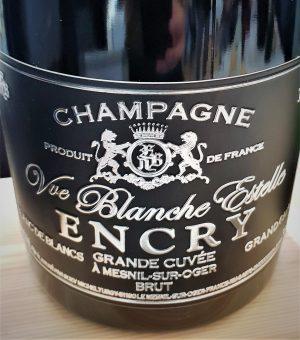 Champagne EncryGran Cuvèe brut.