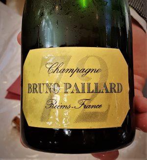 Champagne Bruno Paillard72 cuvèe