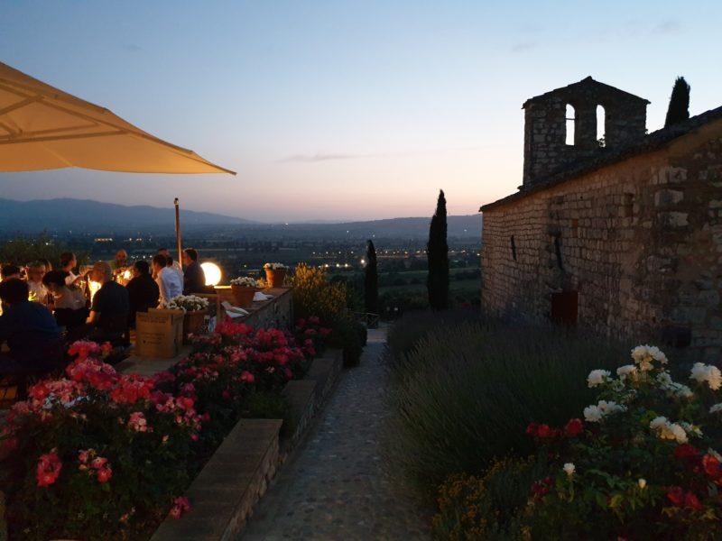 San Pietro Pettine ristorante