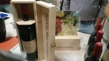 """Pied Franc"""" Toscana IGT 2014 - Podere Bellosguardo"""