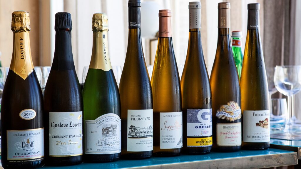Drink Alsace in Tour