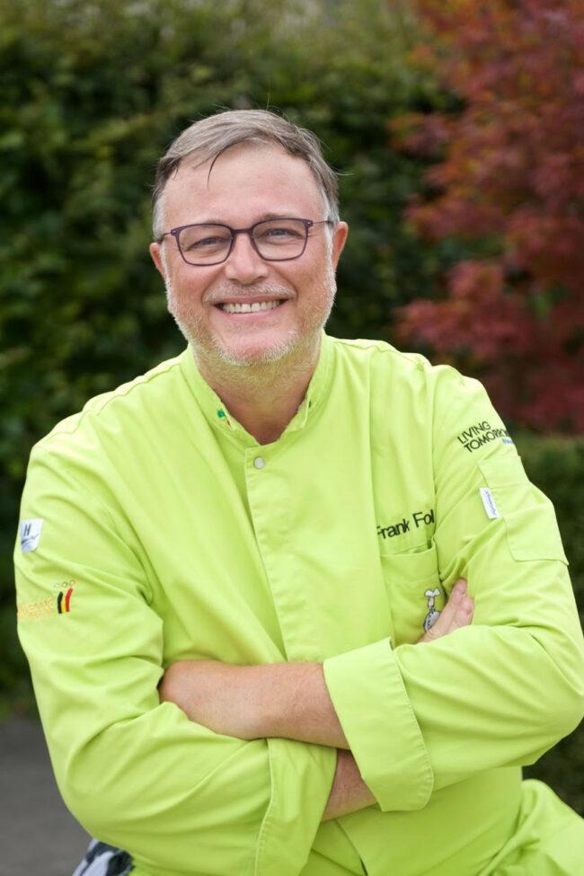 Frank Fol, Lo Chef della Verdura®.